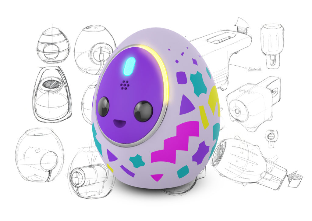 Melbits POD a tech toy designed to spark creative thinking
